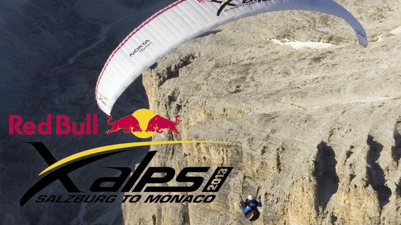 Red Bull X-Alps 2013: Salzburg to Monaco