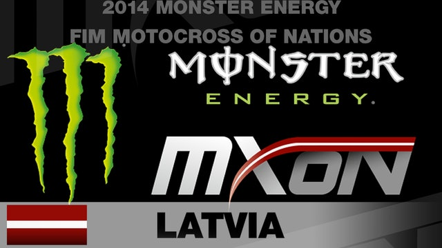 2014 Monster Energy FIM Motocross of Nations
