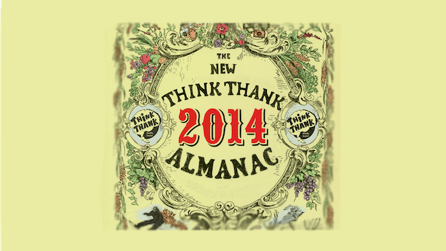 Think Thank Presents: Think Thank Almanac