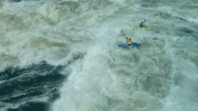 Steve Fisher At Zambezi Deluge