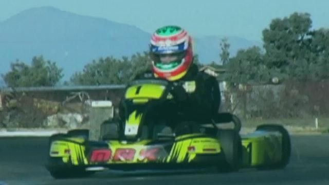 Severe Kart Racing