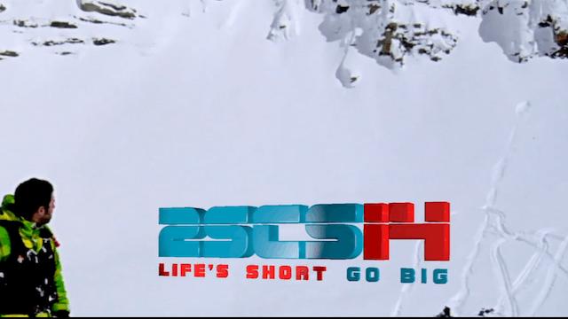 2SCS14 Life's Short Go Big