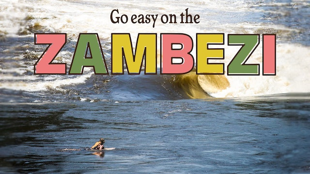 Go Eazy on the Zambezi