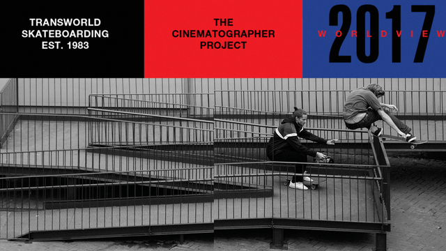 The Cinematographer Project - World View