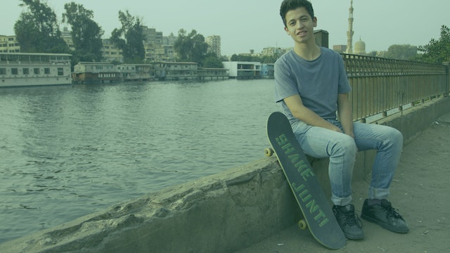 Slipping: Skate's Impact on Egypt
