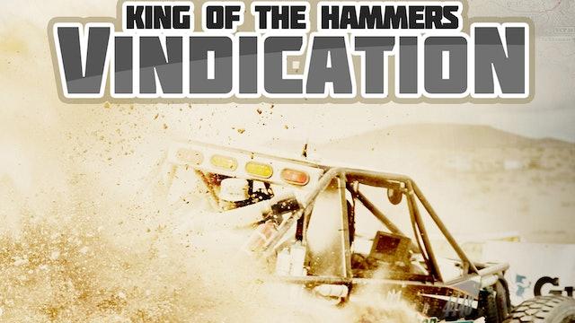 King of the Hammer: Vindication