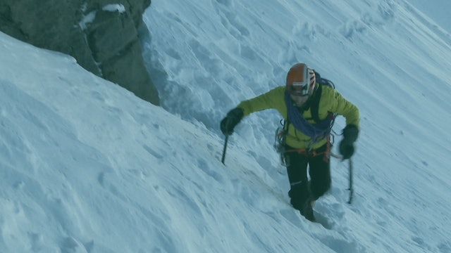 Ueli Steck At the North Face Trilogy