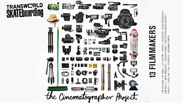 The Cinematographer Project