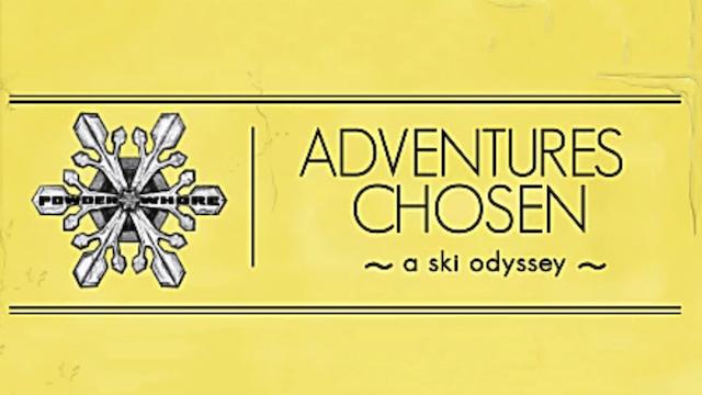 Adventures Chosen