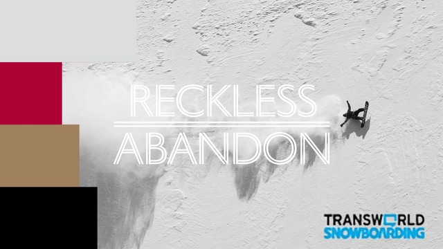Bode: Reckless Abandon