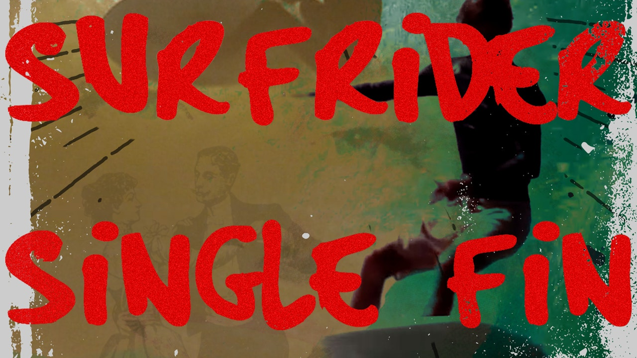 Surf Rider Single Fin