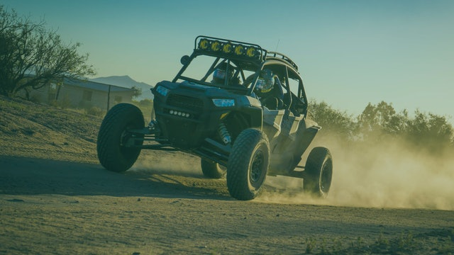 Baja Adventure: It's About to Get Crazy in the Desert