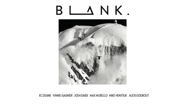 Blank. The Movie
