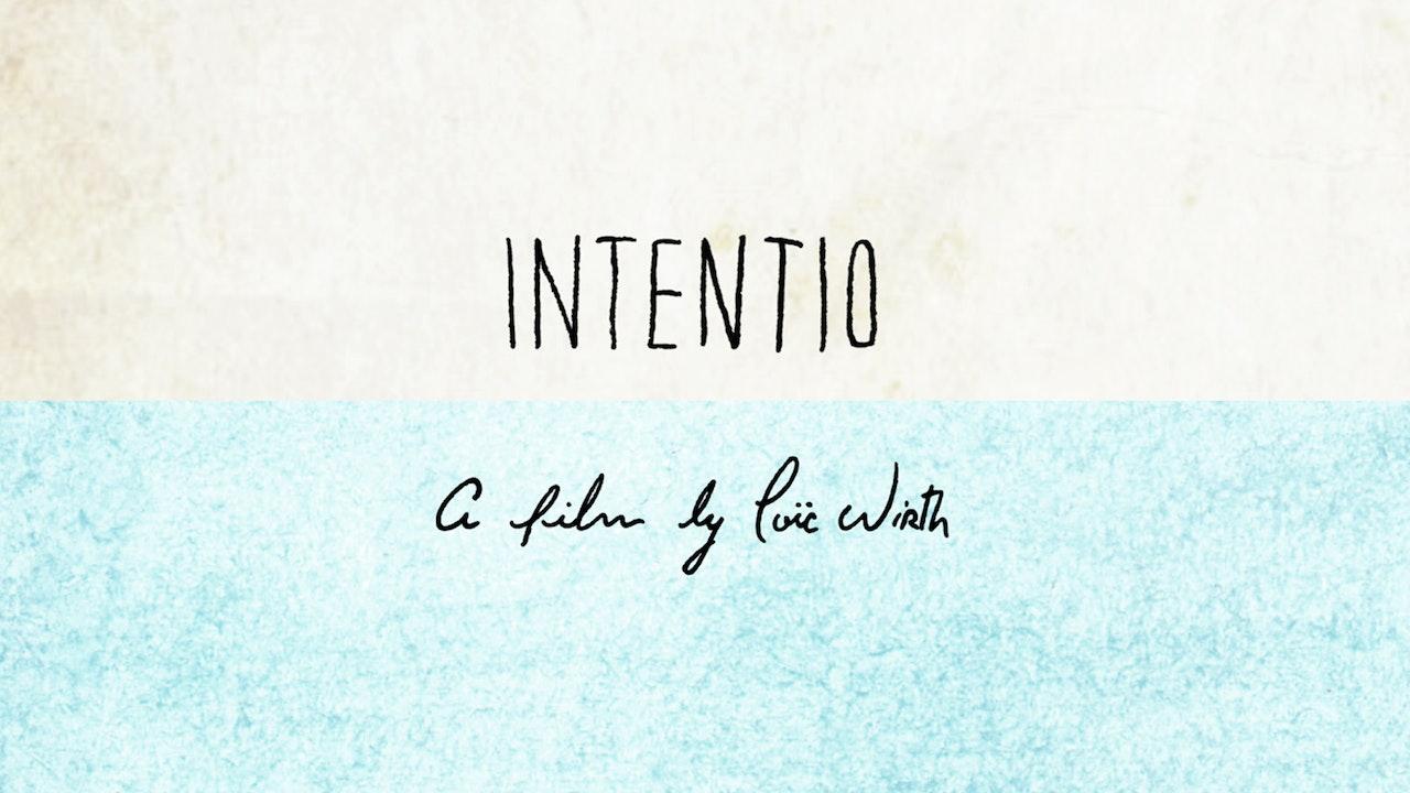 Intentio