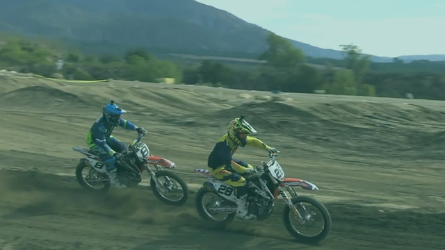 Grant Langston: Motocross Training with the Champ