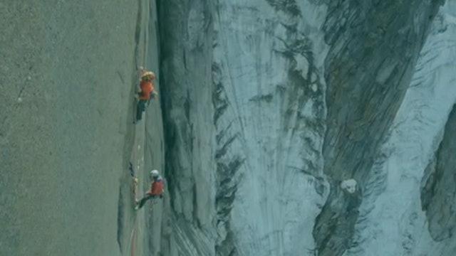 The Huber Brothers At Mt. Asgard