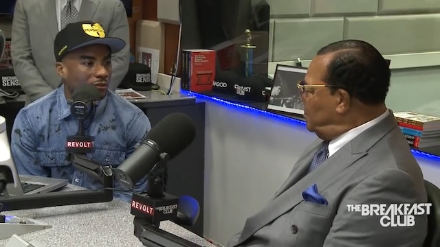 Interview_Minister Farrakhan