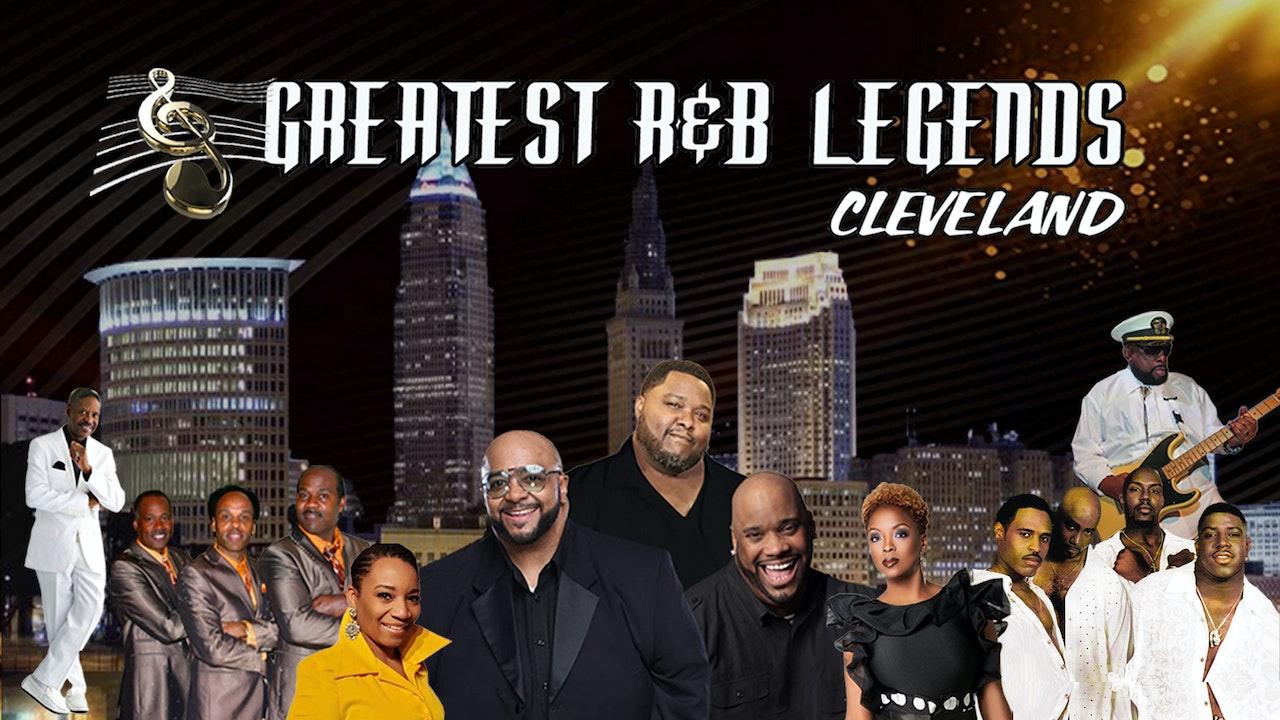 Greatest R n B Legends: Cleveland