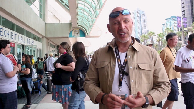 San Diego Comic Con - Celebrating 50 years