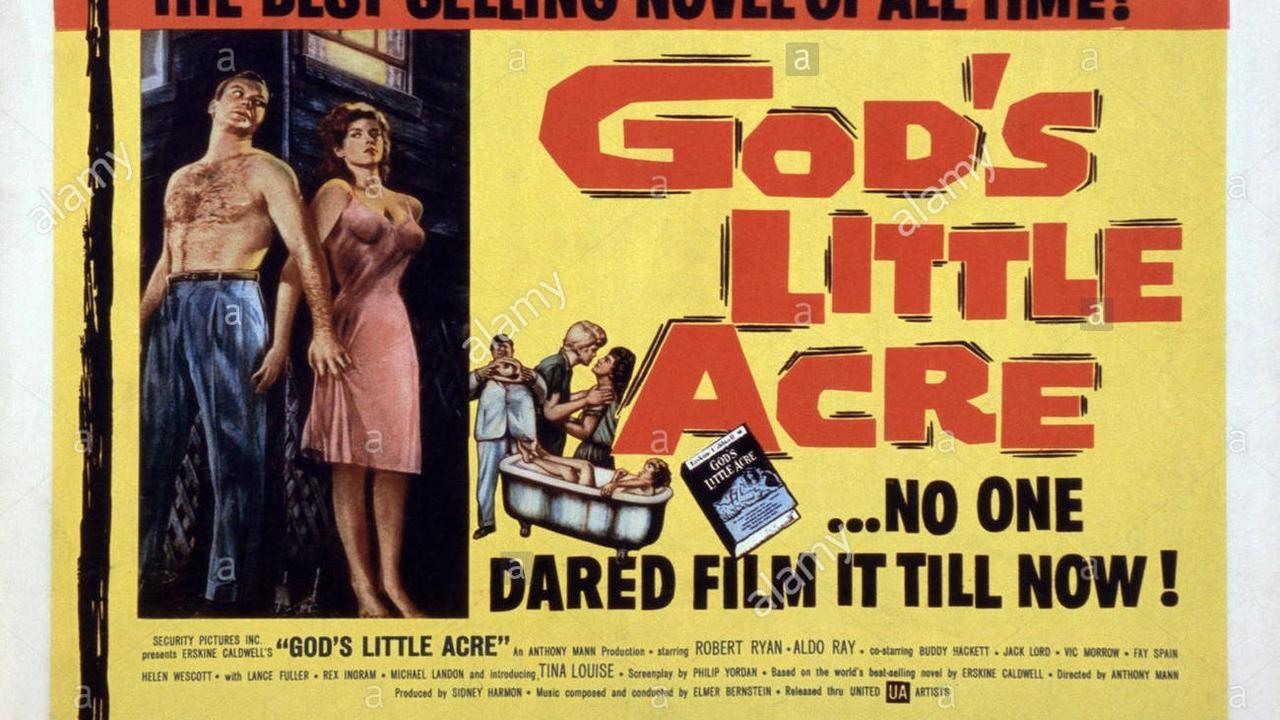 God's Little Acre (1958) Colorized
