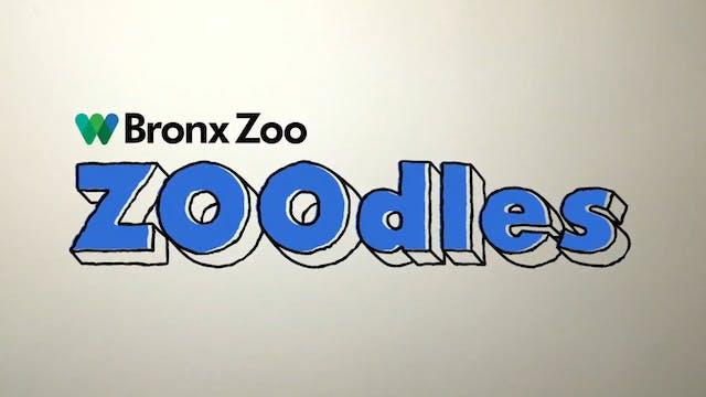 Zoodles - Sand Tiger Shark
