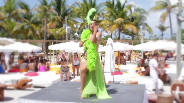 Amazing Sunday's at Nikki Beach Miami
