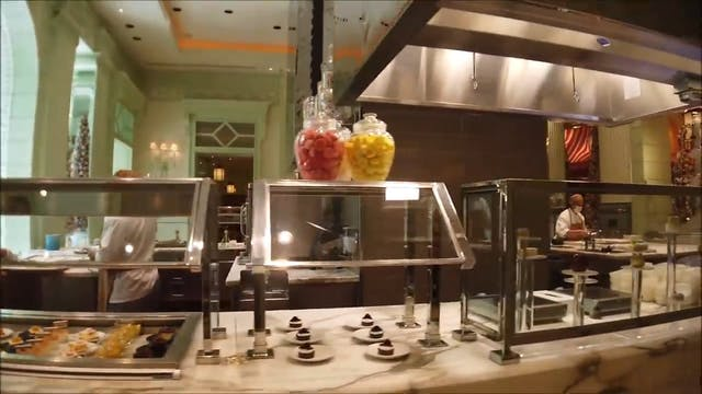 Las Vegas_Wynn Buffet Reopened Today
