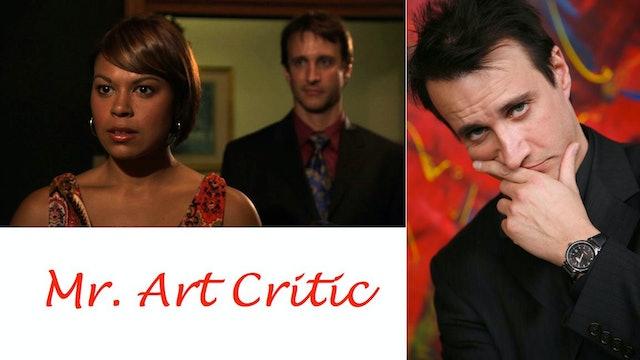 Mr Art Critic