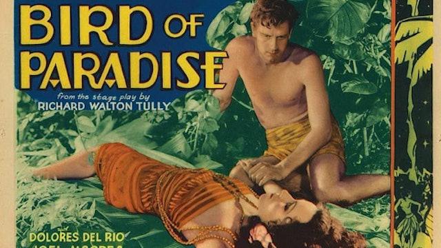 Bird of Paradise (1932) Colorized
