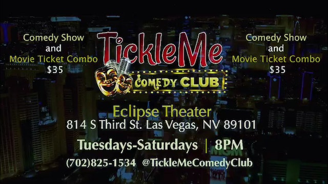 Eclipse Theaters_Comedy Club
