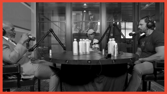 Interview_Sugar Ray Leonard & Mike Tyson