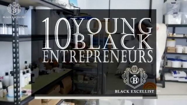 BE_Young Black Entrepreneurs & Millennials