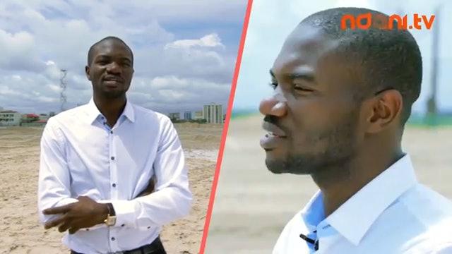 NdatiTV Inspiration - Young CEO - Sampson