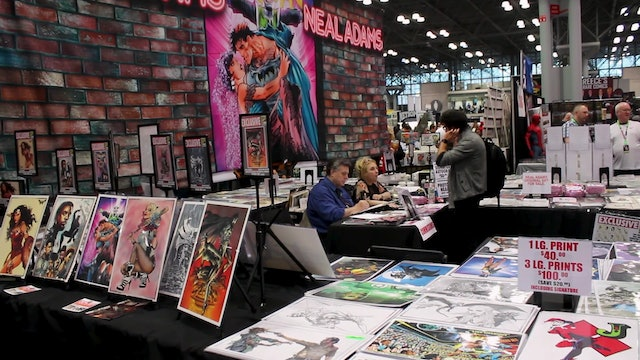 Heroes of the Big Apple New York Comic Con