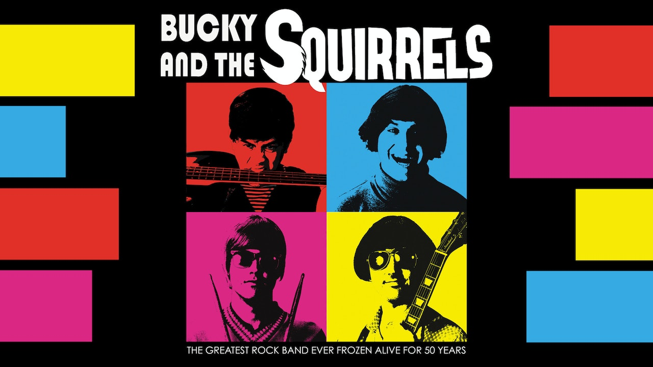 Bucky & the Squirrels