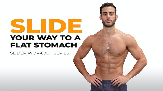 Slide Your Way to a Flat Stomach