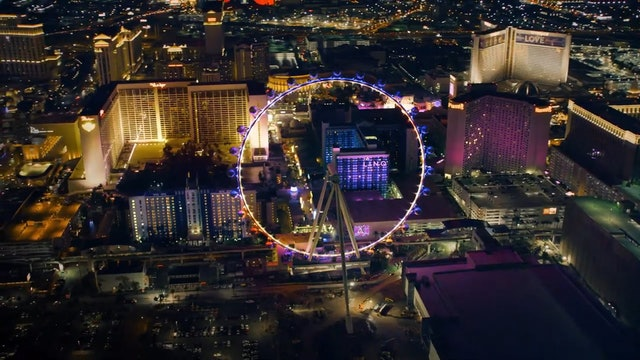 Vegas, Now Open Commercial June 2020