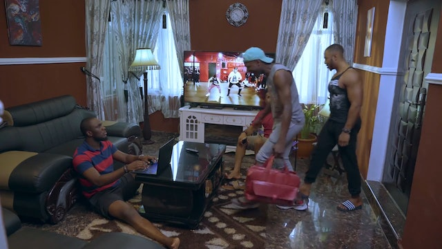 NOLLYWOOD  ( The Visitor)