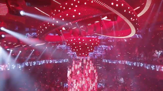 OMNIA Nightclub in Las Vegas