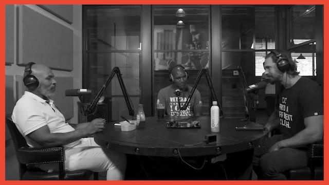 Interview_Evander Holyfield & Mike Tyson