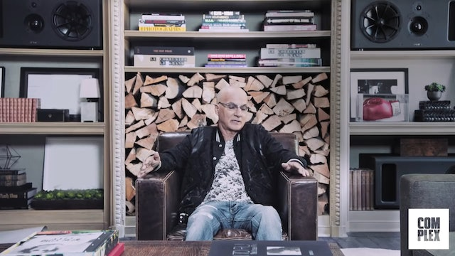 Blueprint Jimmy Iovine Talks Founding Interscope Records and Apple Music