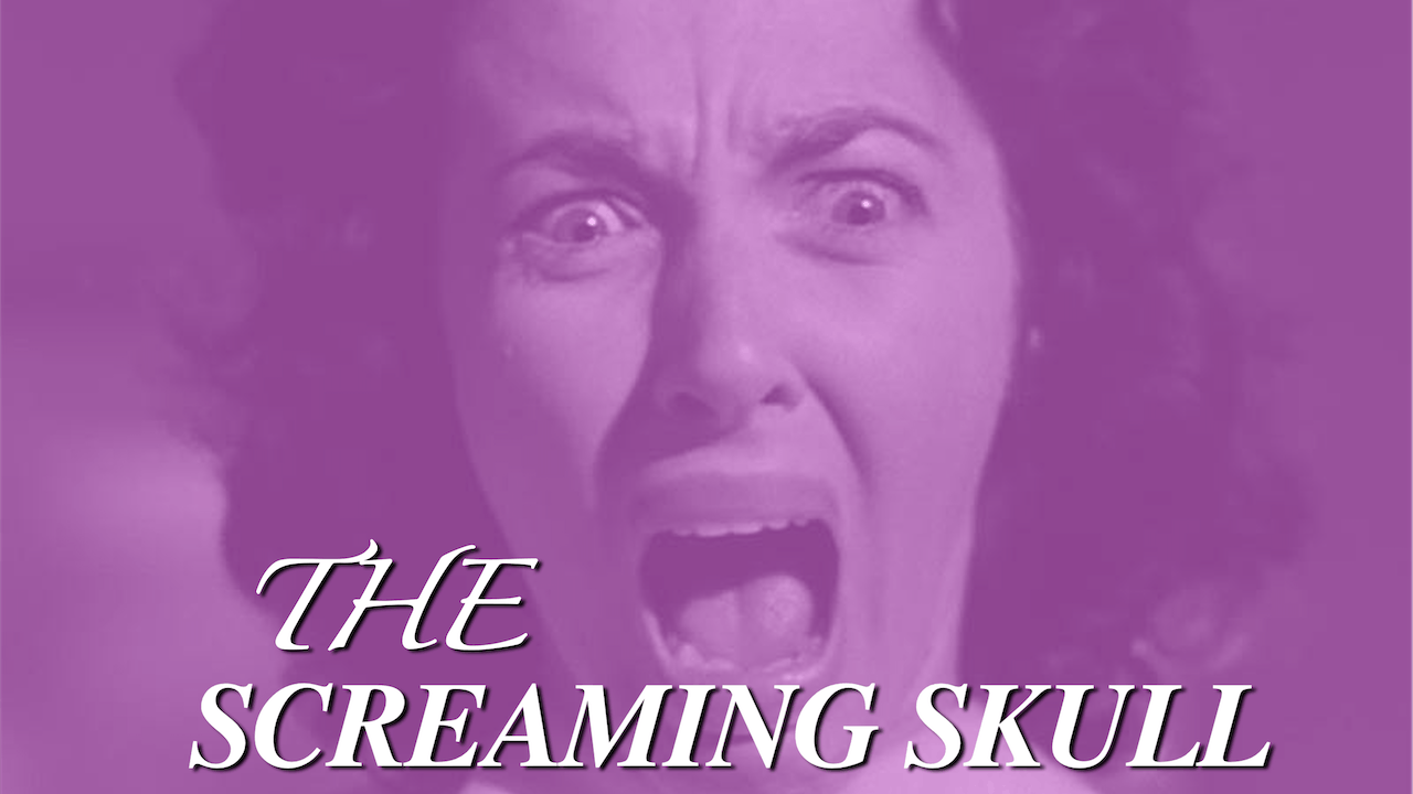 The Screaming Skull (1958) Colorized