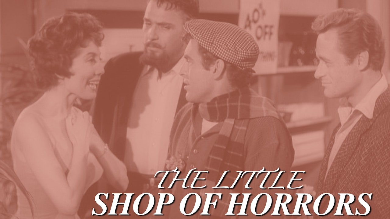The Little Shop of Horrors (1960) Colorized