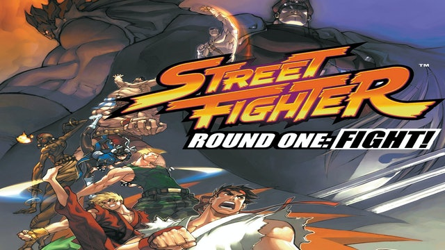Street Fighter: Round One- Fight!