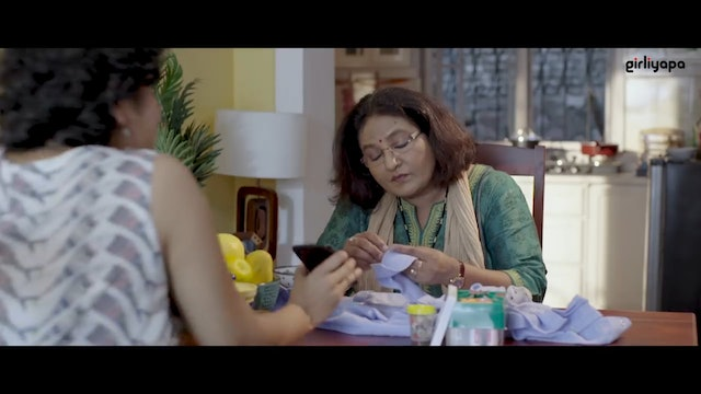 If Moms Behaved Like Government Employees feat. Vibha Chibber- Girliyapa M.O.M.S