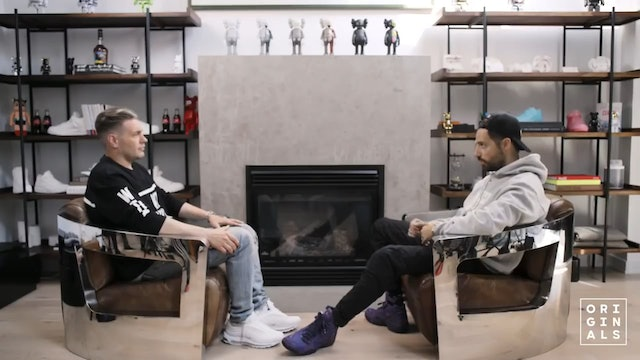 Blueprint Ronnie Fieg Grew KITH From Store to Brand to Empire