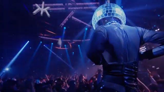 Hakkassan Nightclub in Las Vegas
