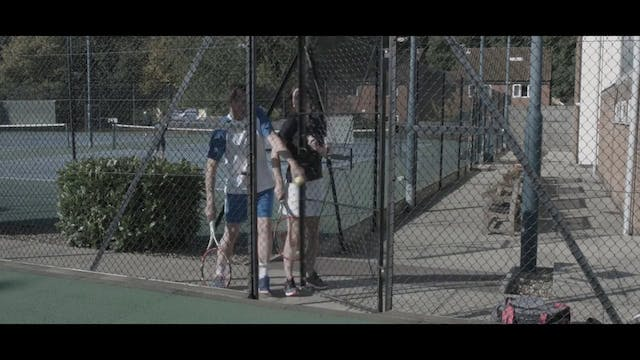 Stragglers - Episode 5 - Tennis Anyone