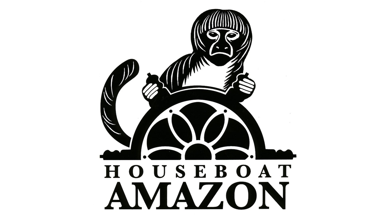 Houseboat Amazon