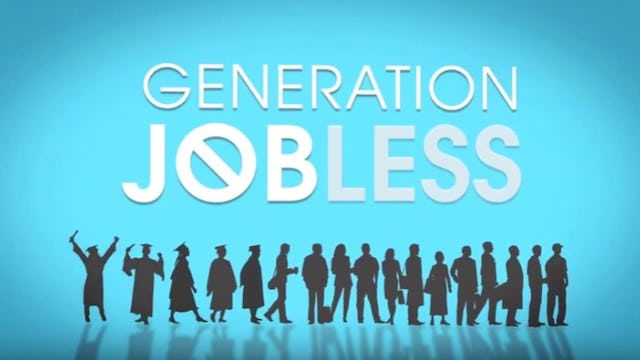 Generation Jobless